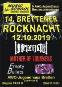 14. Brettener Rocknacht 2019