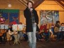Schülerkonzert Weihnachtsmarkt Bretten 2008