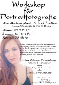 Workshop für Portraitfotografie